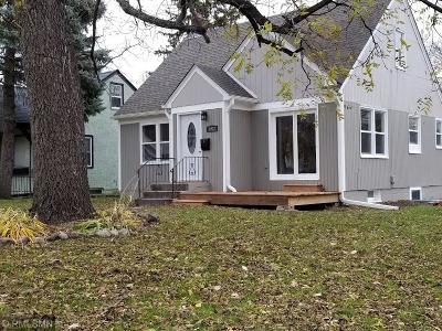 White Bear Lake Single Family Home For Sale: 1932 Eugene Street