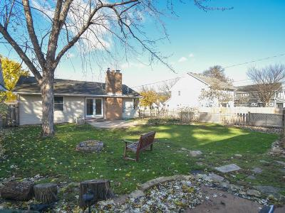 Minneapolis Single Family Home Contingent: 5821 Russell Avenue S