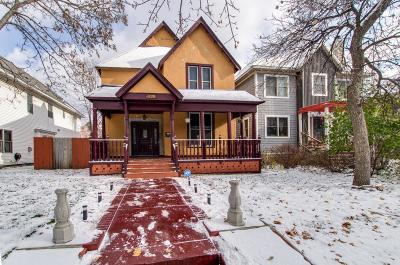 Minneapolis Single Family Home For Sale: 3229 2nd Avenue S