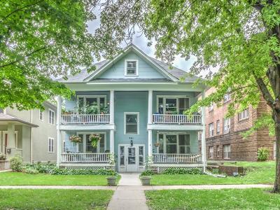 Saint Paul Multi Family Home For Sale: 941 Goodrich Avenue