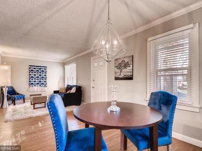 Minneapolis Single Family Home Contingent: 5645 41st Avenue S