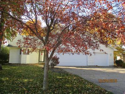 Circle Pines Single Family Home For Sale: 104 W Golden Lake Road