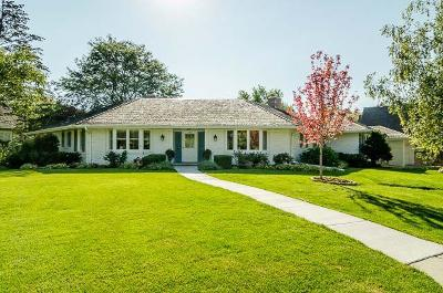 Edina Single Family Home For Sale: 89 Woodland Circle