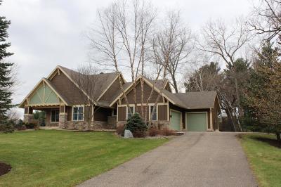 Lake Elmo Single Family Home For Sale: 9885 51st Street N