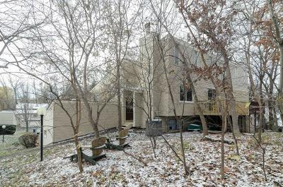Fridley Condo/Townhouse Contingent: 1517 Trapp Court