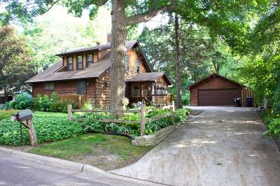 Forest Lake MN Single Family Home For Sale: $275,000