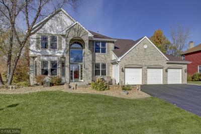 Eden Prairie Single Family Home For Sale: 17166 Trenton Lane
