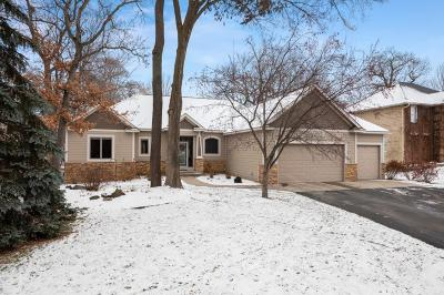 Chisago County, Washington County Single Family Home For Sale: 5675 Newell Circle N
