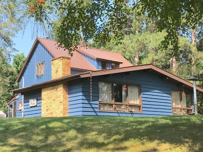 Itasca County Single Family Home For Sale: 29338 Sunny Beach Road