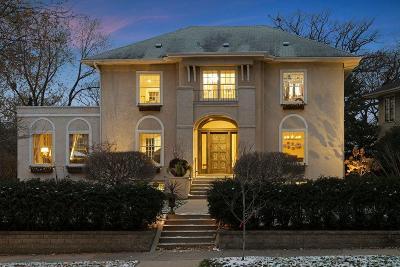 Minneapolis Single Family Home For Sale: 2740 Upton Avenue S