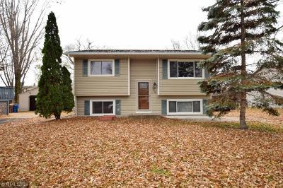 White Bear Lake Single Family Home For Sale: 1716 Eugene Street