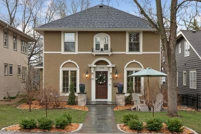 Minneapolis Single Family Home For Sale: 4945 Morgan Avenue S