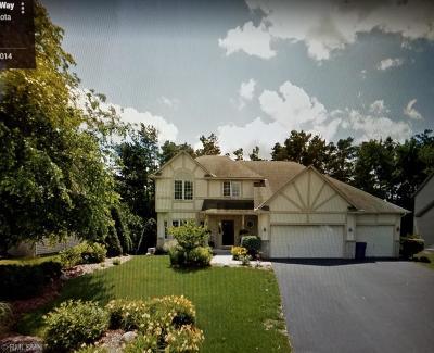 Shakopee Single Family Home For Sale: 1912 Groveland Way