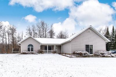 Hibbing, Chisholm Single Family Home For Sale: 9035 Lahti Road