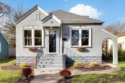 Minneapolis MN Single Family Home For Sale: $259,900