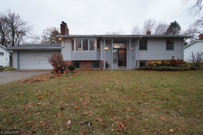 White Bear Lake Single Family Home For Sale: 2316 Lakeridge Drive
