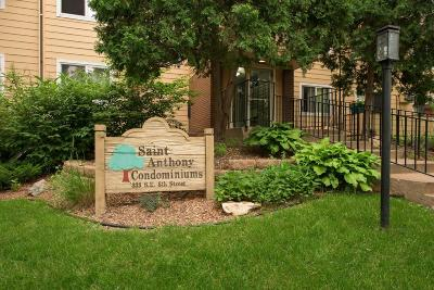 Minneapolis Condo/Townhouse For Sale: 333 8th Street SE #105