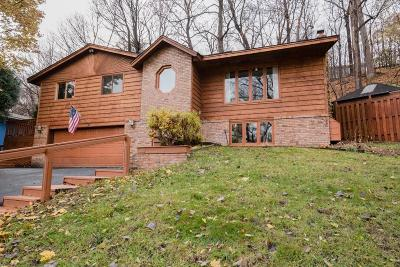 Burnsville Single Family Home Contingent: 2713 Brookview Drive