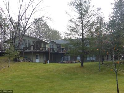 Osage, Park Rapids, Ponsford, Akeley, Menahga, Nevis Single Family Home For Sale: 10245 Knotty Oak Drive