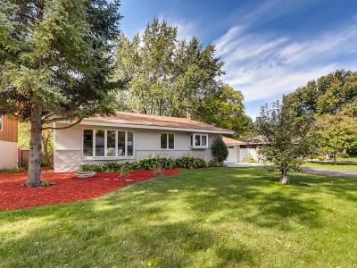 Edina Single Family Home For Sale: 6008 Tingdale Avenue