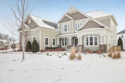 Medina Single Family Home For Sale: 787 Aster Road