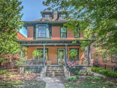 Saint Paul Single Family Home For Sale: 585 Grand Avenue
