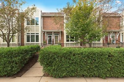 Minneapolis Condo/Townhouse For Sale: 225 Bank Street SE