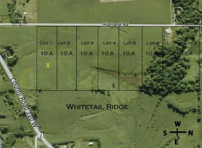 Minnetrista Residential Lots & Land For Sale: 3000 Highland Road