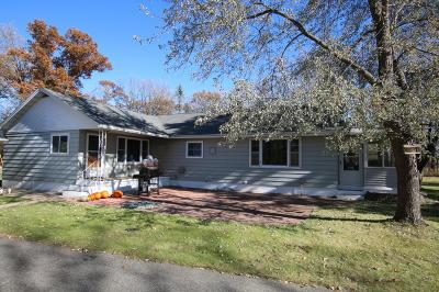 Staples Single Family Home For Sale: 25428 Us Frontage