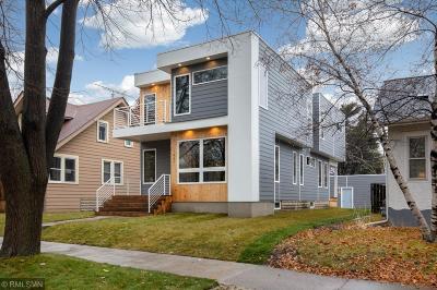 Saint Paul Single Family Home For Sale: 1447 Juliet Avenue