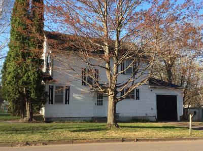 Sandstone Single Family Home For Sale: 13 1st Street S
