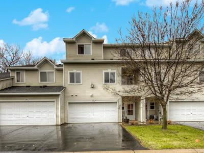 Coon Rapids Condo/Townhouse For Sale: 10918 Vale Street NW