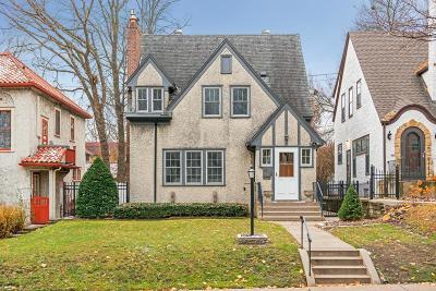 Saint Paul Single Family Home For Sale: 1842 Berkeley Avenue