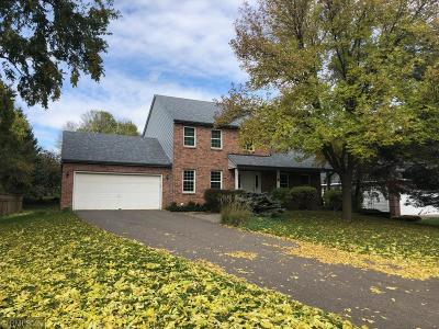 Woodbury Single Family Home For Sale: 9278 Cambridge Road