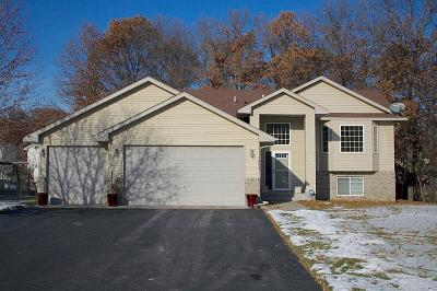 Cambridge MN Single Family Home For Sale: $209,900