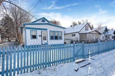 Minneapolis Single Family Home Contingent: 3246 Bryant Avenue N
