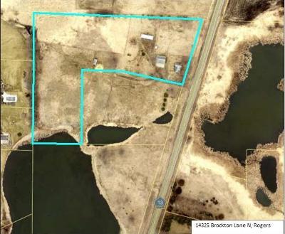 Rogers Residential Lots & Land For Sale: 14325 Brockton Lane N