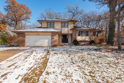 Shoreview Single Family Home For Sale: 5932 Churchill Street