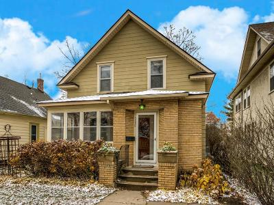 Minneapolis Single Family Home For Sale: 3940 Grand Avenue S