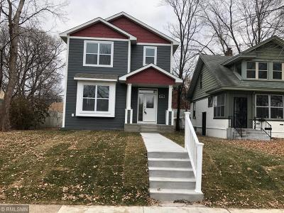 Minneapolis Single Family Home For Sale: 4646 Bryant Avenue N