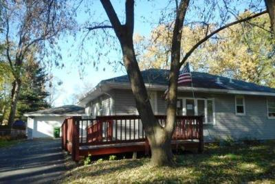 Coon Rapids Single Family Home For Auction: 11620 Norway Street NW