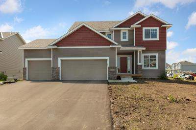 Lakeville Single Family Home Contingent: 17926 Equinox Avenue