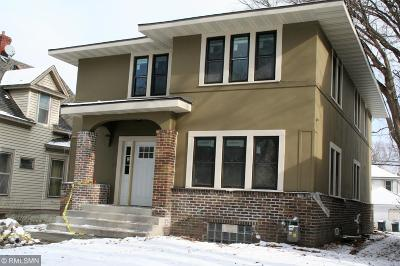 Minneapolis Single Family Home For Sale: 1426 Penn Avenue N