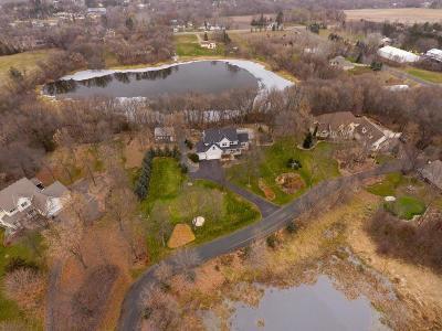 Hanover Single Family Home For Sale: 10575 Prairie Lane