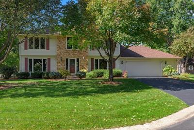 Eden Prairie Single Family Home For Sale: 8459 Monterey Court