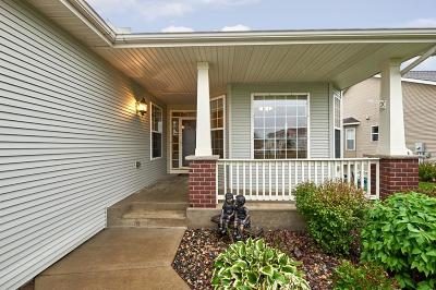 Maple Grove Condo/Townhouse For Sale: 6563 Peony Lane N
