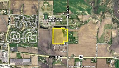 Farmington Residential Lots & Land For Sale: 20861 Flagstaff Avenue
