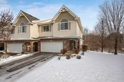 Prior Lake Condo/Townhouse For Sale: 15309 Wilderness Ridge Road NW