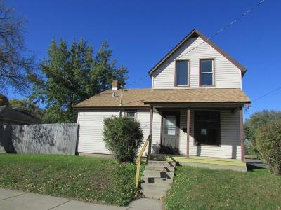 Waite Park Single Family Home For Auction: 157 8th Avenue N