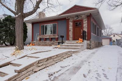 Minneapolis Single Family Home For Sale: 4905 34th Avenue S
